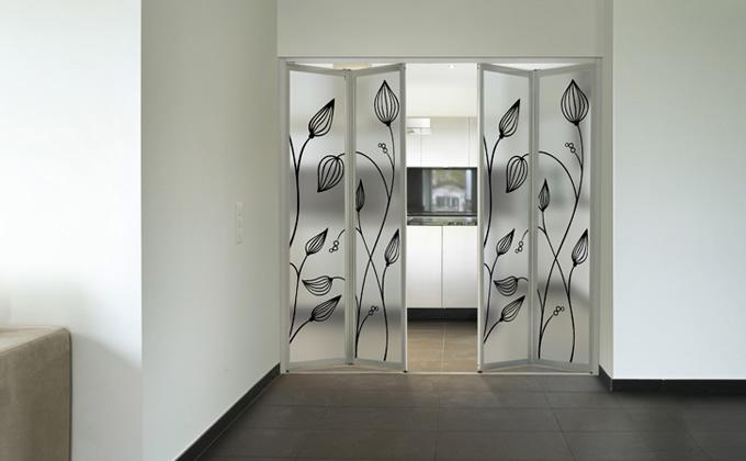 Multi-Folding Aluminium Door - Vitally Sdn Bhd