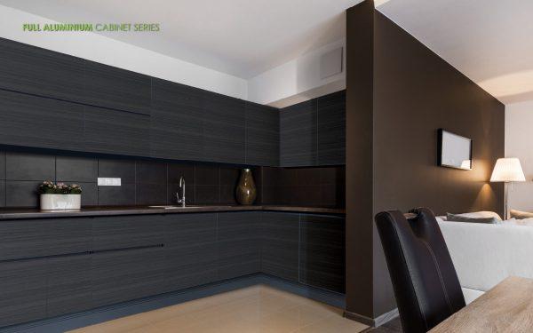aluminium kitchen cabinet manufacturer
